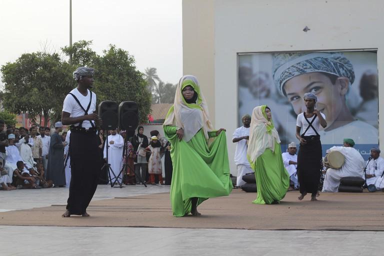 Dhofar Dance
