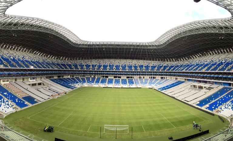 Estadio BBVA Monterrey