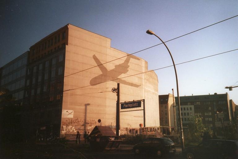 Berlin's Parkplatz