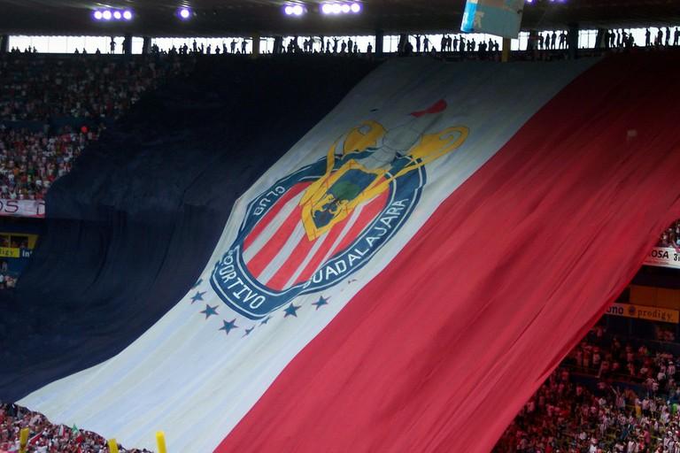 Chivas banner