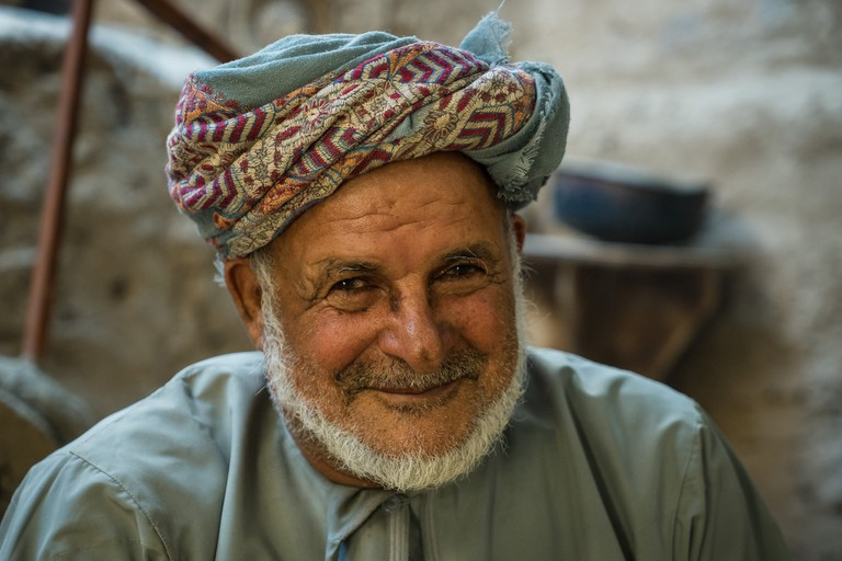 An Omani guide