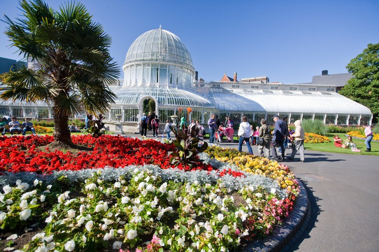 Botanic Gardens – Palm House