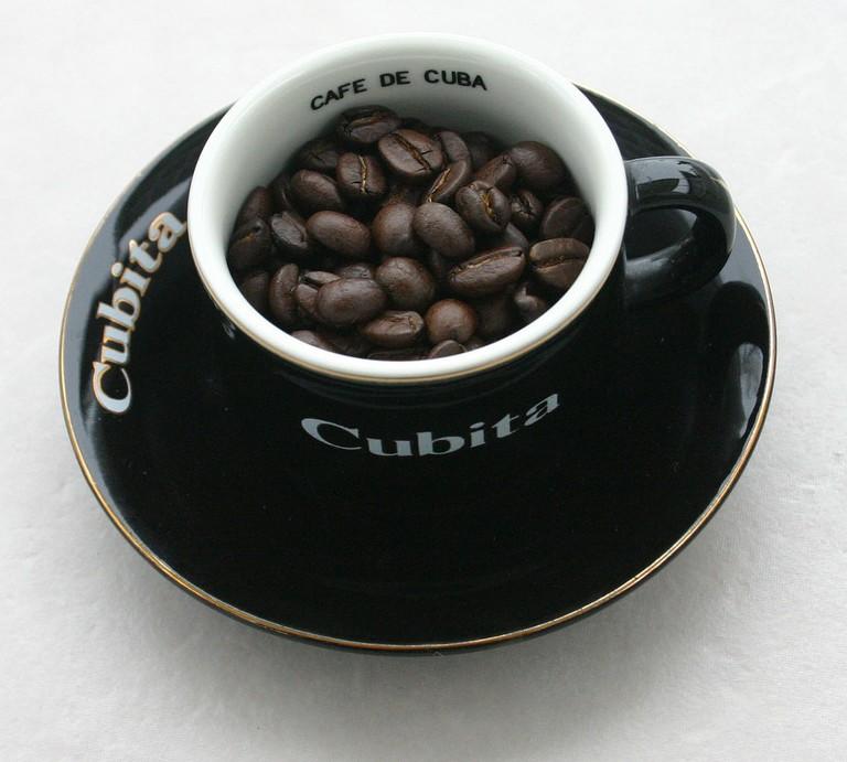 Cubita coffee from Cuba