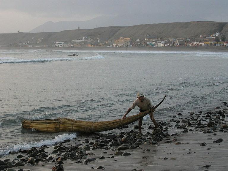 A local fisherman I