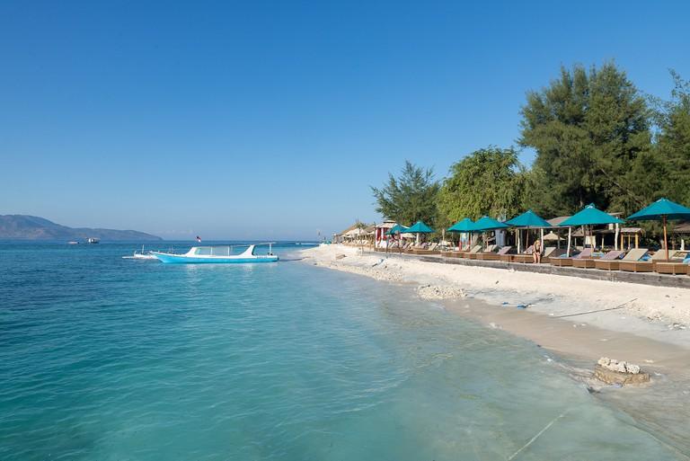 Gili Trawangan beach   © Henrik Palm/Flickr