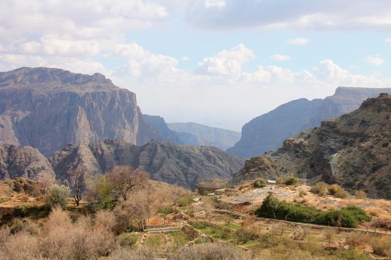 Oman Mountain
