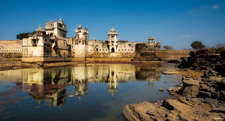 Chittorgarh fort is another majestic fort in Rajasthan