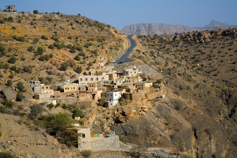 Jebel Akhdar By: Andries3