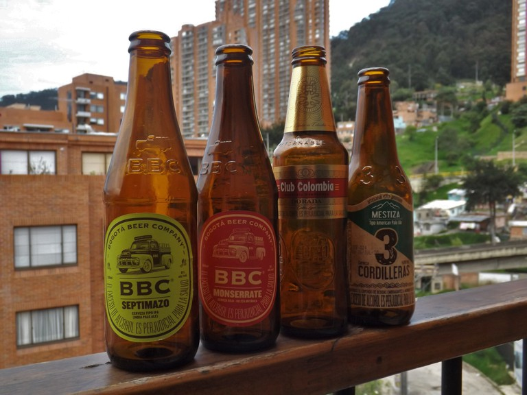 The best beers of Colombia