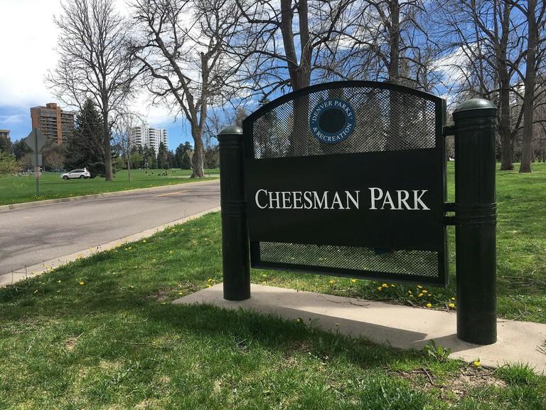 Cheeseman Park