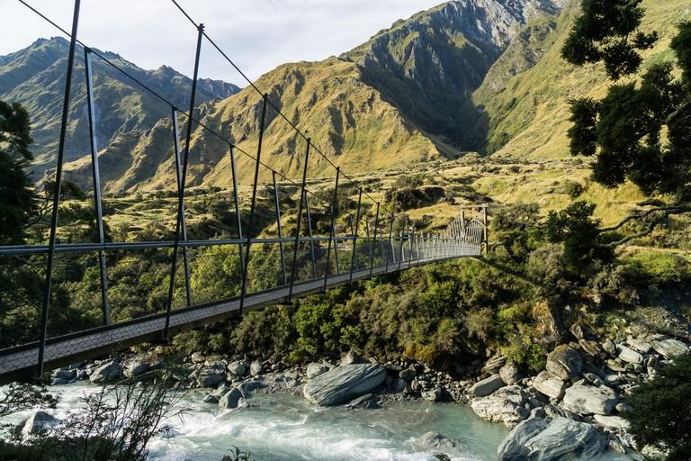 Rob Roy Valley Track, Mt Aspiring National Park