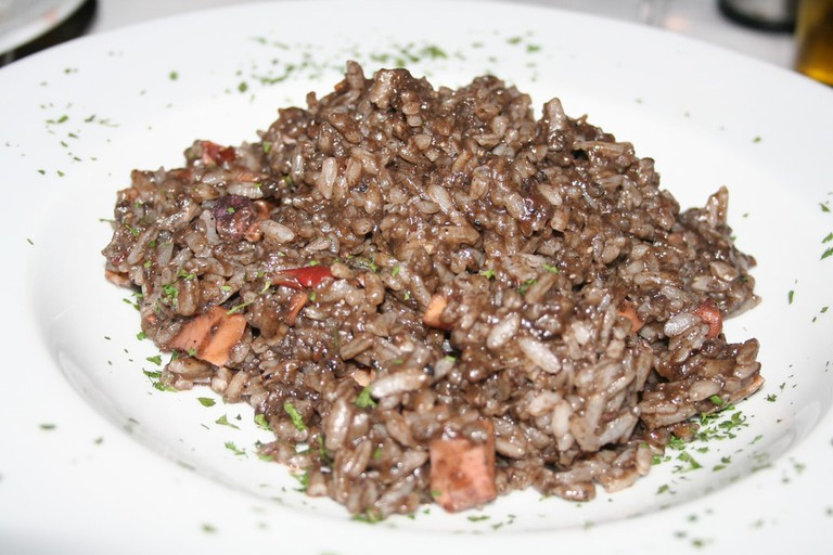 Black Risotto | © Chad Rosenthal/Flickr
