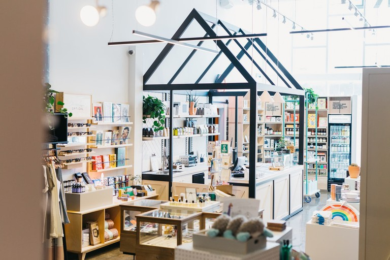 Flagship Drake General Store | Courtesy of Kayla Rocca