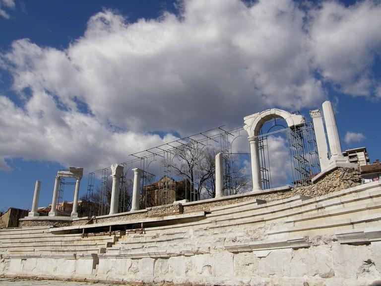 Stara Zagora, Augusta Traiana Antuque Forum