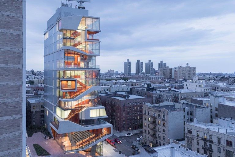 Roy and Diana Vagelos Education Center by Diller Scofidio + Renfro in collaboration with Gensler