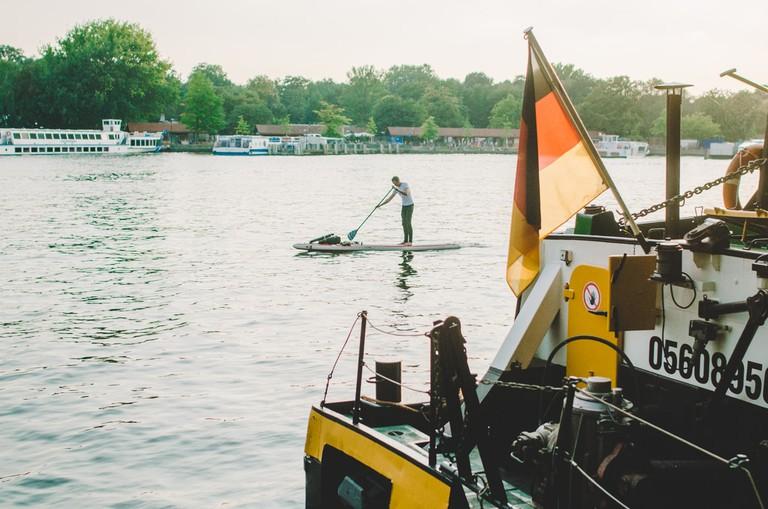 Spree river in Berlin | © Stas / Flickr