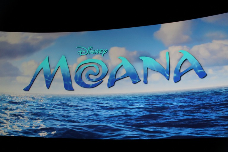 Moana Opening Sequence