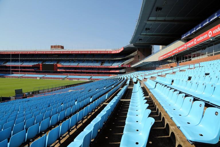 The Loftus Versfeld stadium, Pretoria