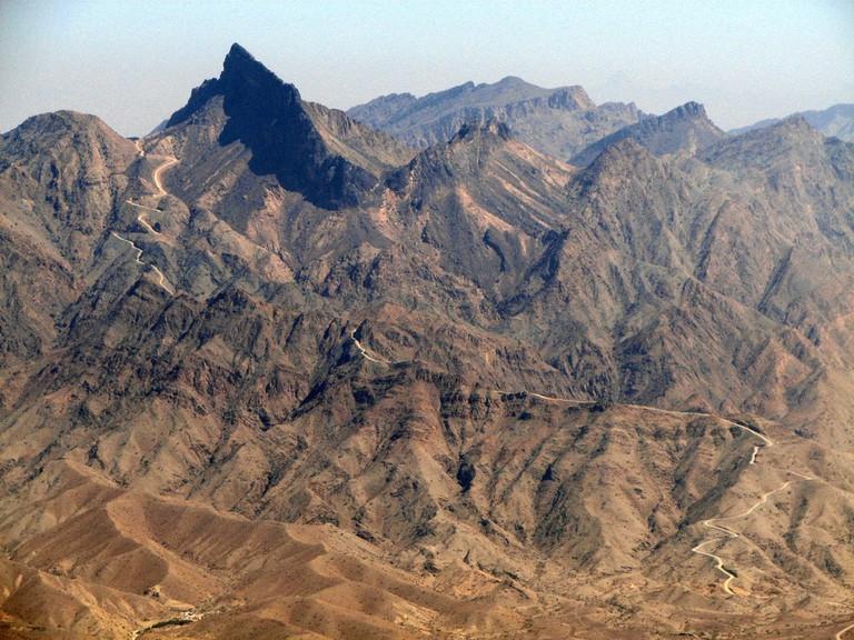 Hajar Mountains