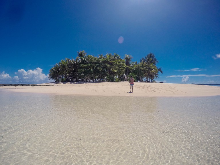 Untouched Islet, Siargao