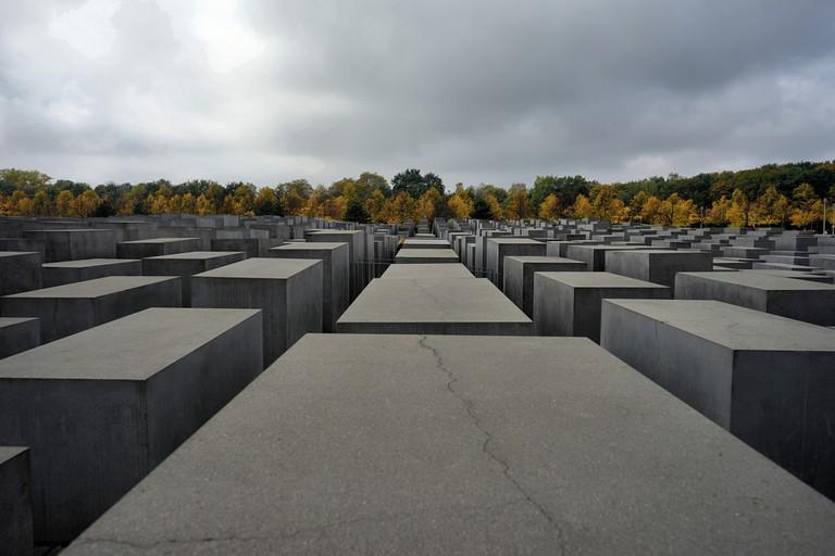 Memorial to the Murdered Jews of Europe, Berlin | © Edwin van Buuringen / Flickr