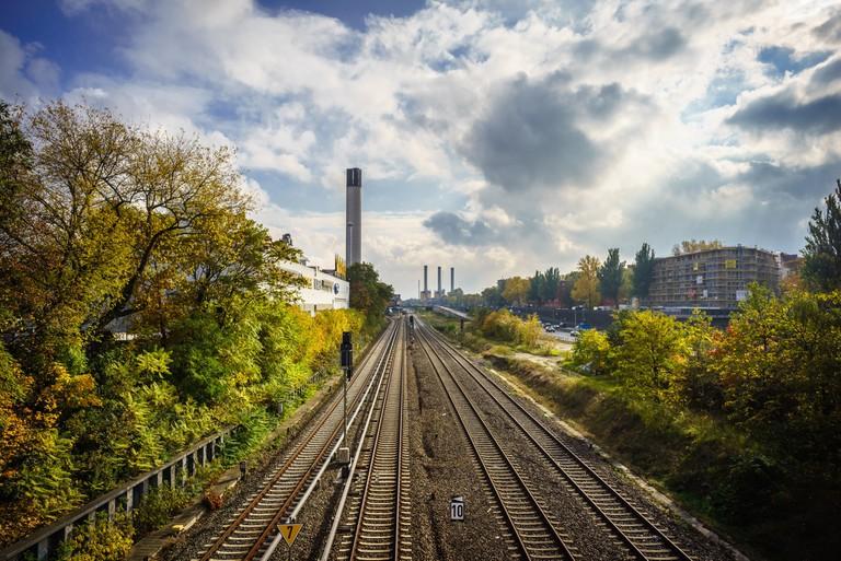 Autumnal industry in Berlin | ©x1klima / Flickr