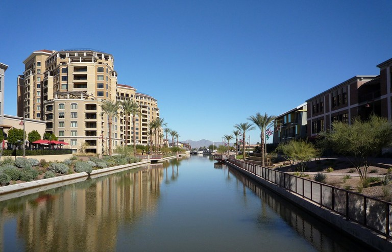 Scottsdale waterfront I