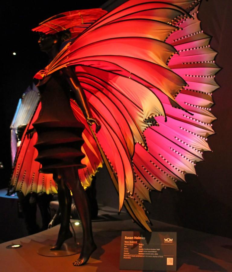 World of Wearable Art Display