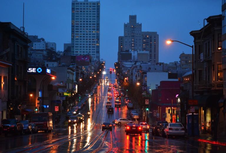 San Francisco Rain Ι