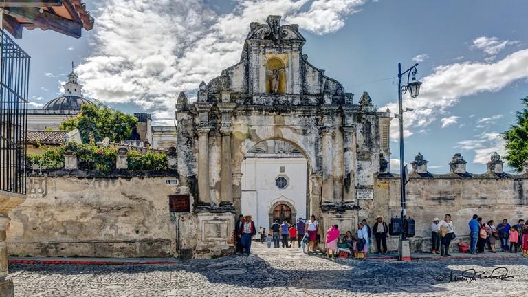 San Francisco, Antigua Guatemala