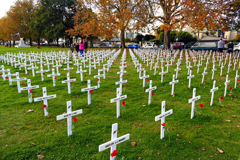 ANZAC Day Memorial