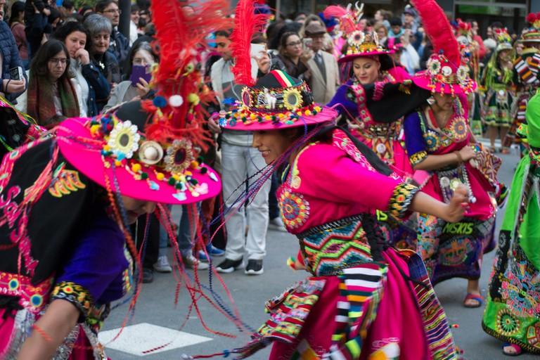 Carneval de Ruzafa, Valencia