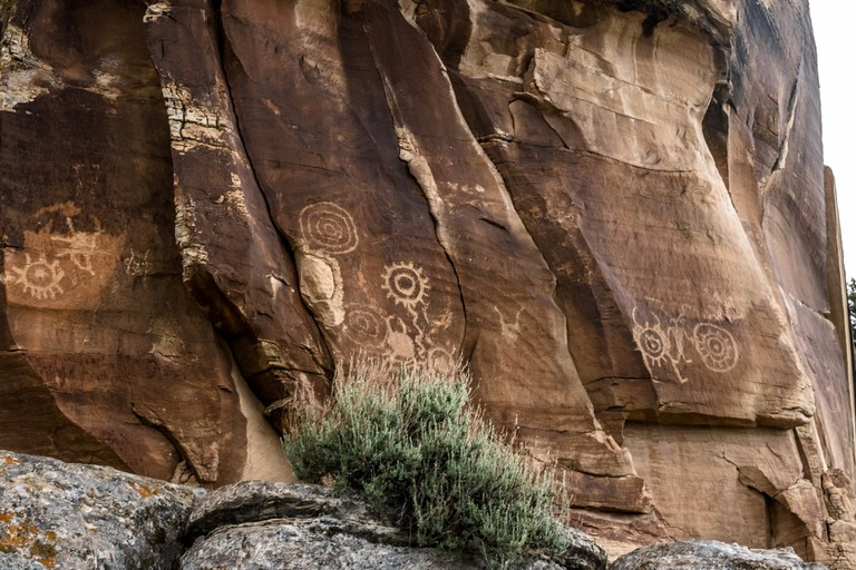 McConkie Ranch Petroglyphs | © mark byzewski/Flickr