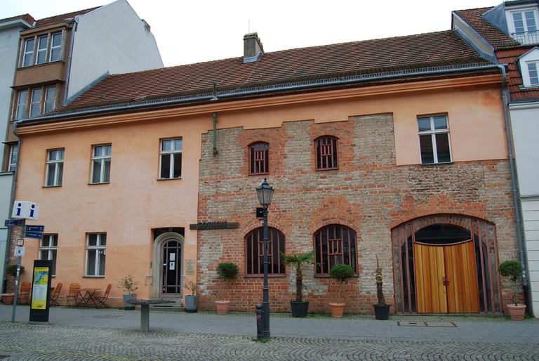 Spandau Gotisches Haus