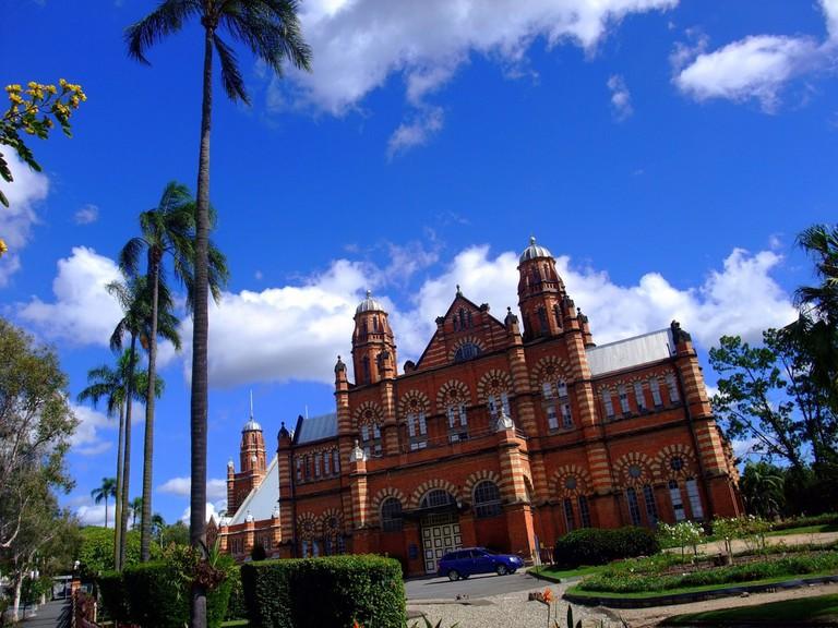 Brisbane Old Museum