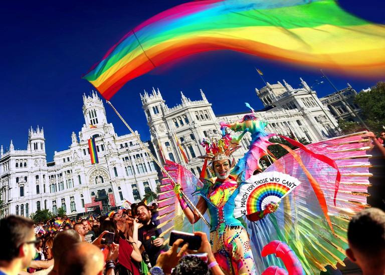 Madrid Pride 2017