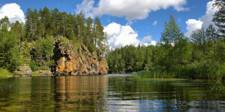 Oulanka National Park | © Timo Newton-Syms / Flickr