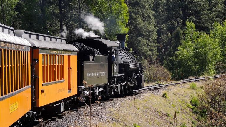 Gauge Railway