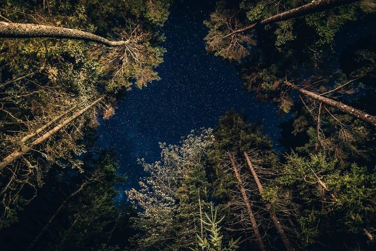 Stargazing in Maine 2017