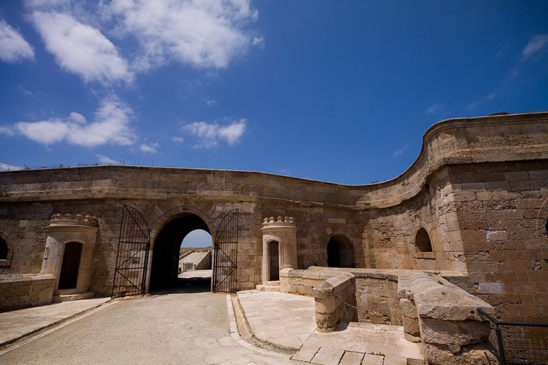 La Mola Fort