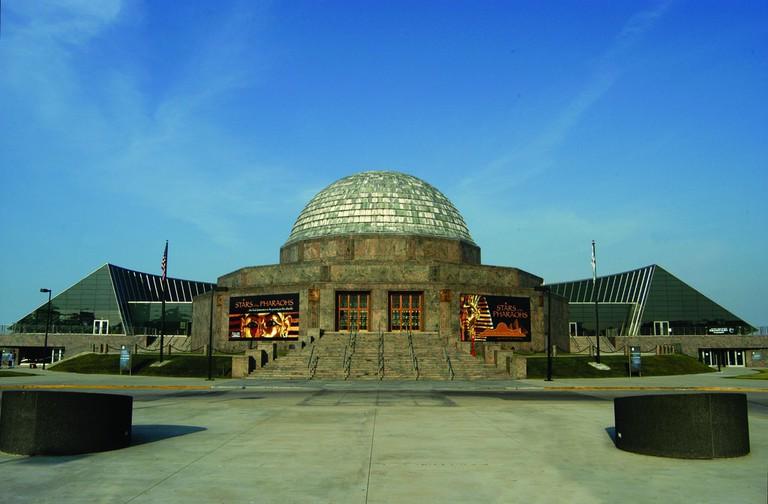 Adler Planetarium   © Smart Destinations/Flickr