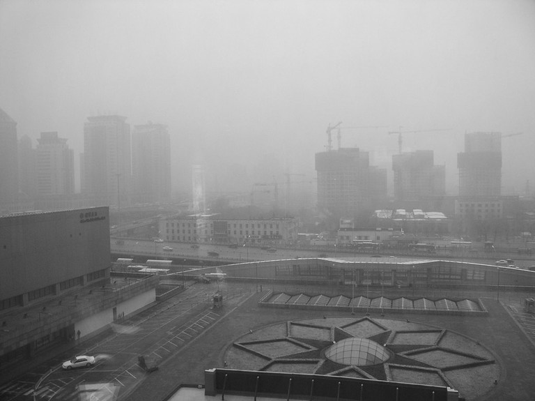Air pollution in Beijing remains a deep public concern
