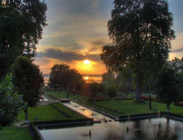 Srinagar is a pristine city of lakes and gardens