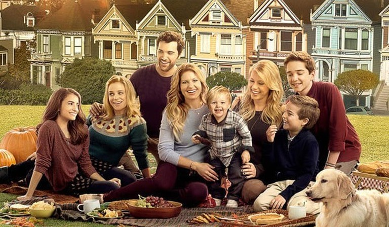 The Fuller House gang