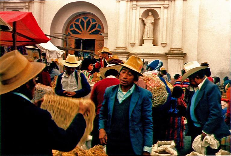 Antigua flea market
