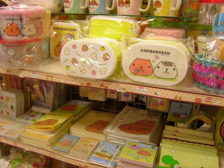Kapibarasan-branded goods