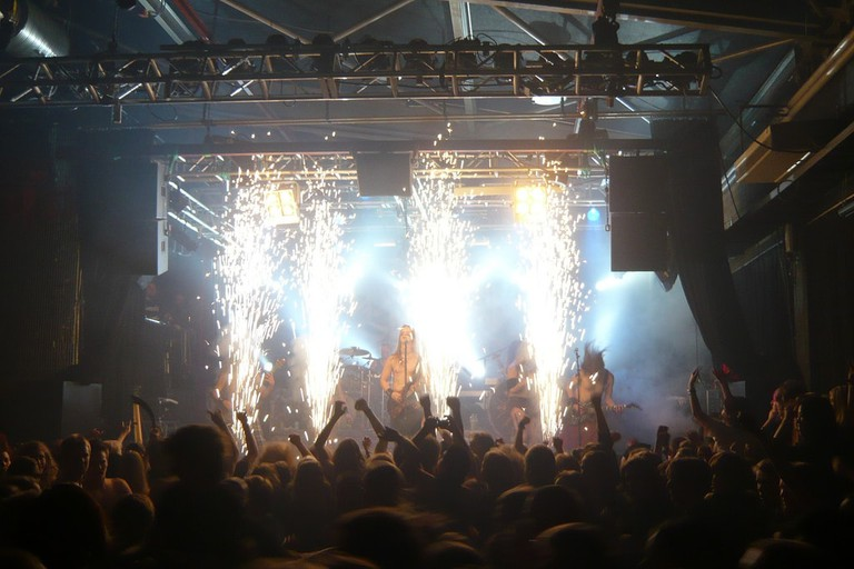 Ensiferum performing at Nosturi / cgo2 / Flickr