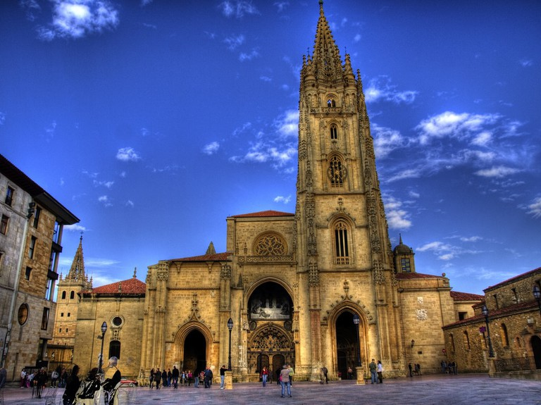 Cathedral of Oviedo, Spain | ©Javier Losa / Flickr