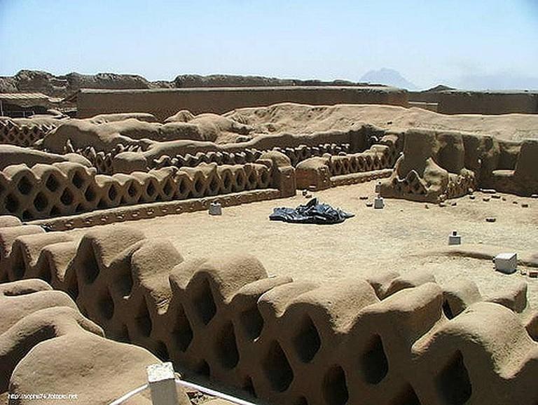 Chan Chan ruins