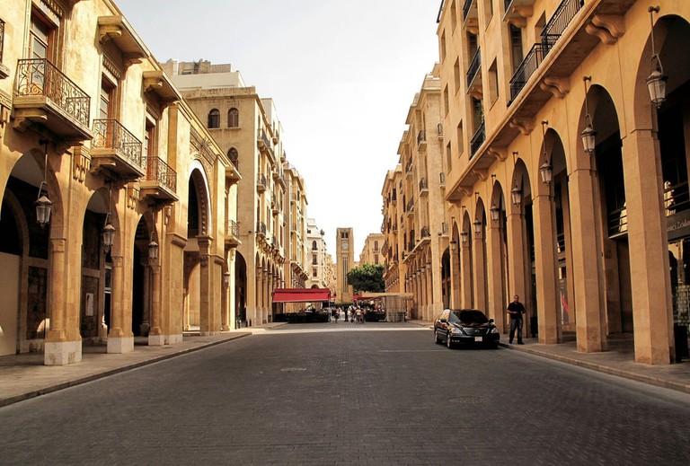 Downtown, Beirut